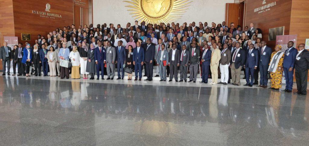 Addis Ababa Declaration Viral Load Movement