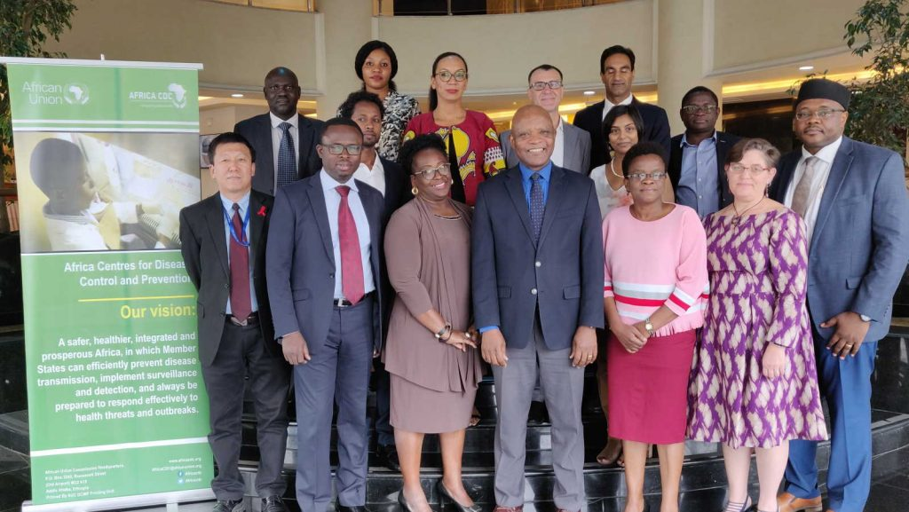 Africa CDC Appoints editor-in-chief
