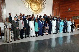 Ministerial meeting coronavirus