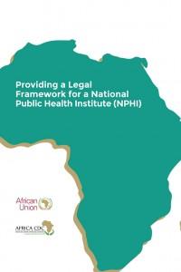 Providing Legal framework NPHIs