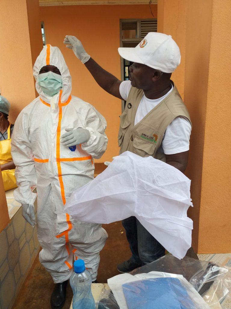 Government of Democratic Republic of Congo declares 11th Ebola ...