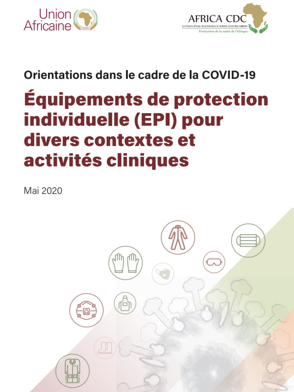 COVID-19 Guidance Personal Protective Equipment