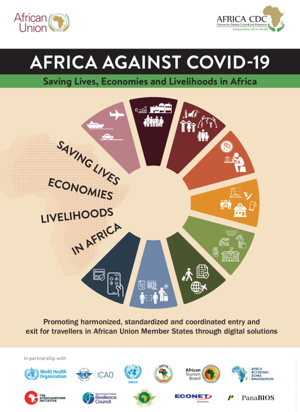 Africa CDC Saving Lives, Econovelihoods in Africa